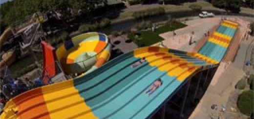 video aqualand cap d'agde