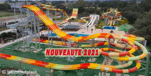 Western Splash parc aquatique Corse Tarifs ouverture horaires